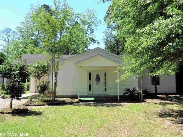 902 E Horner Street, Atmore, AL 36502 (MLS #298954) :: Elite Real Estate Solutions