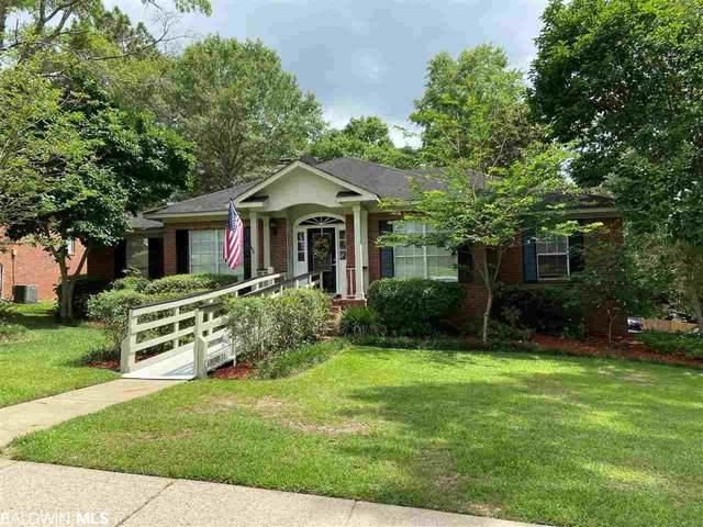 5813 S Blue Ridge Drive, Mobile, AL 36693 (MLS #298957) :: Ashurst & Niemeyer Real Estate