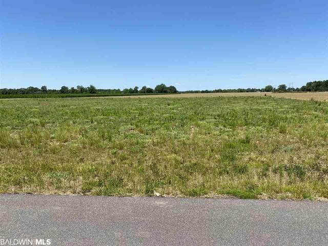 3045 Cowpen Creek Road, Atmore, AL 36502 (MLS #298962) :: Elite Real Estate Solutions