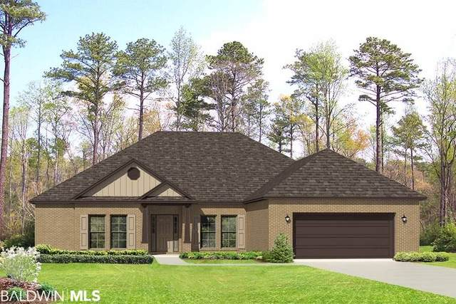 10161 Dunleith Loop, Daphne, AL 36526 (MLS #298971) :: JWRE Powered by JPAR Coast & County