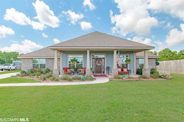 9943 Bridgewater Drive, Theodore, AL 36582 (MLS #299006) :: Ashurst & Niemeyer Real Estate