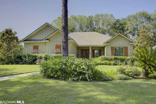 18909 Quail Creek Drive, Fairhope, AL 36532 (MLS #299007) :: Dodson Real Estate Group