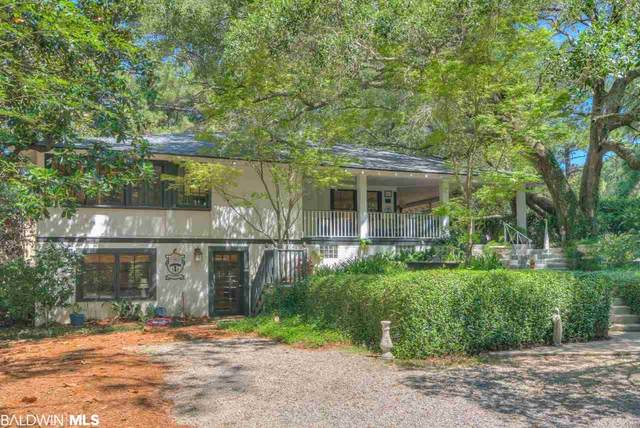 651 Johnson Avenue, Fairhope, AL 36532 (MLS #299015) :: JWRE Powered by JPAR Coast & County