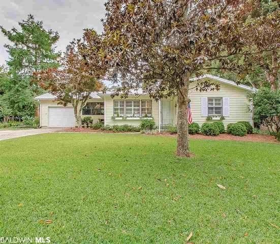 214 Pinecrest Lane, Fairhope, AL 36532 (MLS #299021) :: Dodson Real Estate Group