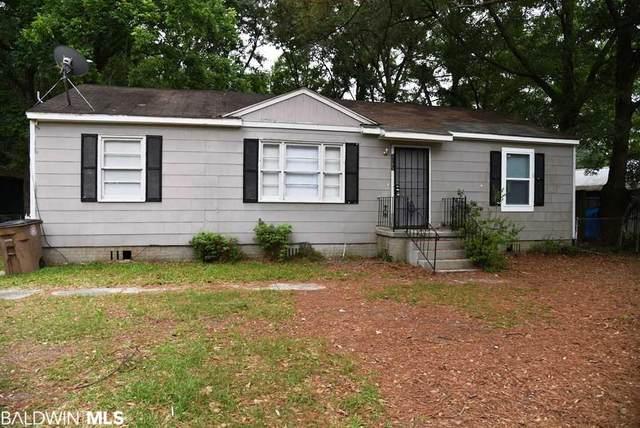 3053 S Louise Drive, Mobile, AL 36606 (MLS #299033) :: Ashurst & Niemeyer Real Estate