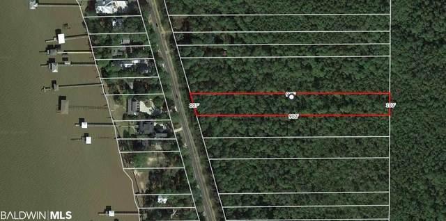 0 Scenic Highway 98, Fairhope, AL 36532 (MLS #299035) :: Dodson Real Estate Group