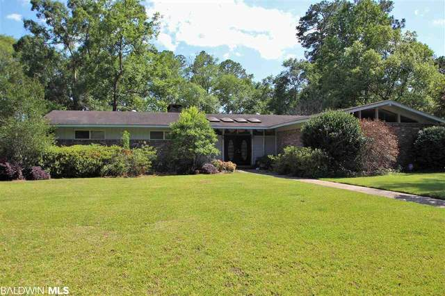 3913 Pembrocke Avenue, Mobile, AL 36608 (MLS #299038) :: Ashurst & Niemeyer Real Estate