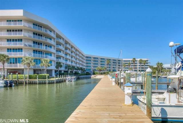 27800 Canal Road #101, Orange Beach, AL 36561 (MLS #299048) :: Elite Real Estate Solutions