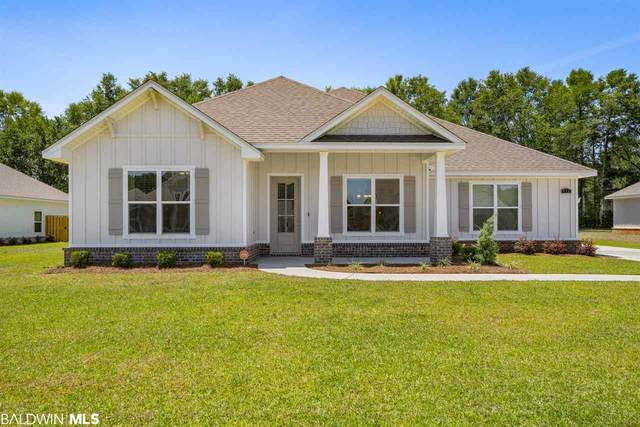 412 Nandina Loop, Fairhope, AL 36532 (MLS #299063) :: EXIT Realty Gulf Shores