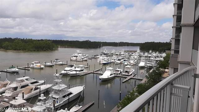 4851 Wharf Pkwy #524, Orange Beach, AL 36561 (MLS #299071) :: Elite Real Estate Solutions