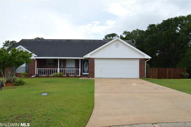 16805 Cherubim Court, Loxley, AL 36551 (MLS #299102) :: JWRE Powered by JPAR Coast & County