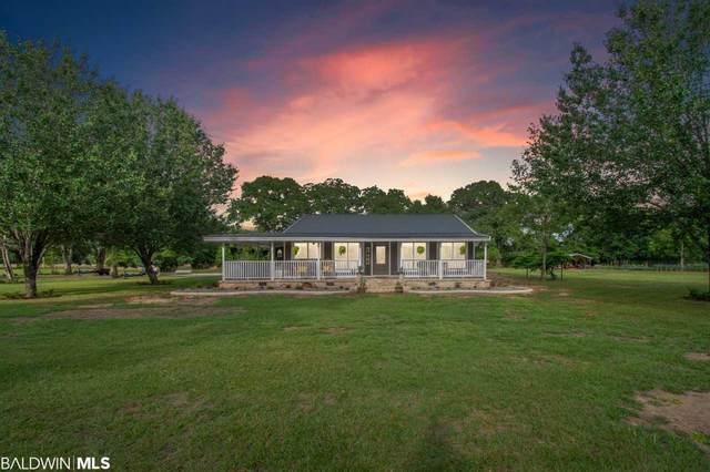 2651 Newman Rd, Mobile, AL 36695 (MLS #299106) :: Elite Real Estate Solutions