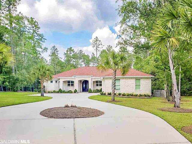 3801 Lakefront Drive, Mobile, AL 36695 (MLS #299110) :: EXIT Realty Gulf Shores