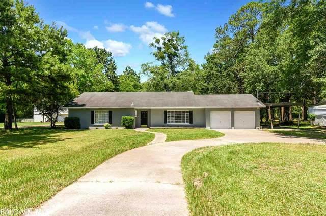 424 Bayou Sara Avenue, Saraland, AL 36571 (MLS #299111) :: Elite Real Estate Solutions