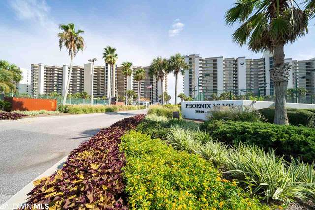 26802 Perdido Beach Blvd #1112, Orange Beach, AL 36561 (MLS #299120) :: Dodson Real Estate Group