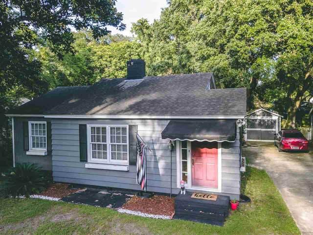 115 Ellinor St, Mobile, AL 36606 (MLS #299161) :: Dodson Real Estate Group