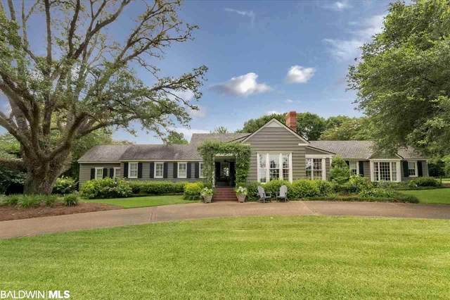 20 Country Club Road, Mobile, AL 36608 (MLS #299162) :: Coldwell Banker Coastal Realty