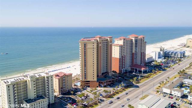 401 E Beach Blvd #1601, Gulf Shores, AL 36542 (MLS #299224) :: JWRE Powered by JPAR Coast & County