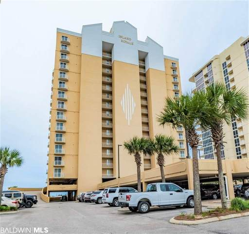 809 W Beach Blvd P-202, Gulf Shores, AL 36542 (MLS #299228) :: JWRE Powered by JPAR Coast & County