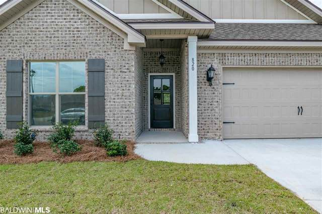 29 Marsh Point, Gulf Shores, AL 36542 (MLS #299237) :: JWRE Powered by JPAR Coast & County