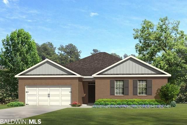 8487 Mackie Lane 101 Denton, Daphne, AL 36525 (MLS #299244) :: Elite Real Estate Solutions
