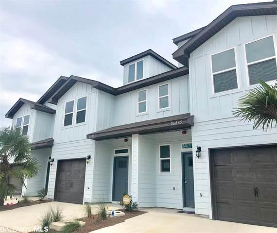 26958 Spyglass Drive, Orange Beach, AL 36561 (MLS #299262) :: Coldwell Banker Coastal Realty