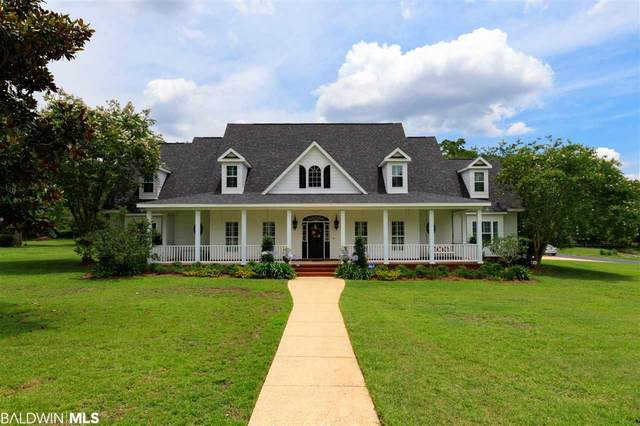 6235 Bell Creek Court, Grand Bay, AL 36541 (MLS #299285) :: Gulf Coast Experts Real Estate Team