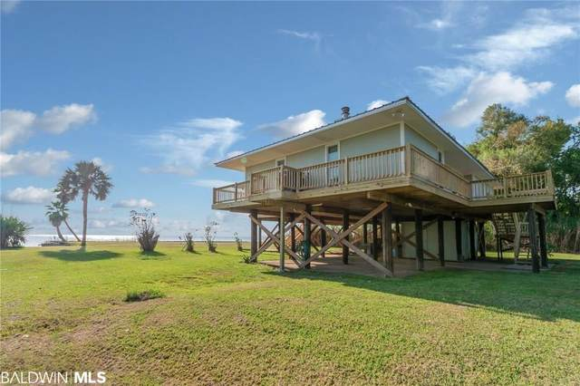 2751 Beach Avenue, Theodore, AL 36582 (MLS #299295) :: Ashurst & Niemeyer Real Estate