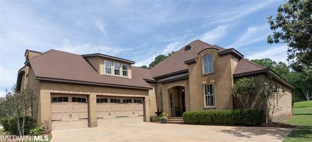 6661 Willowbridge Drive, Fairhope, AL 36532 (MLS #299304) :: Dodson Real Estate Group