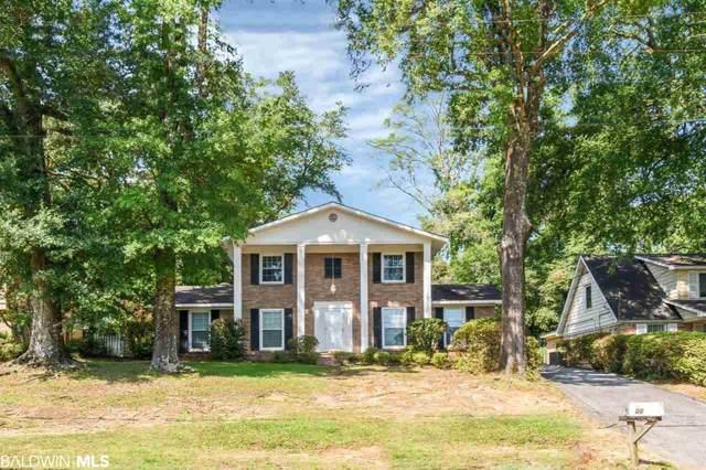 600 Markham Drive, Mobile, AL 36609 (MLS #299305) :: Ashurst & Niemeyer Real Estate