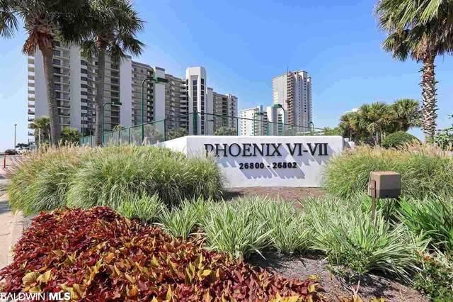 26800 Perdido Beach Blvd #201, Orange Beach, AL 36561 (MLS #299307) :: Ashurst & Niemeyer Real Estate