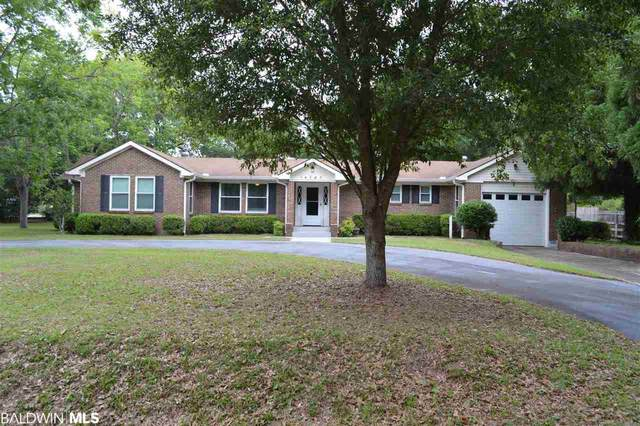 14753 Camellia Court, Magnolia Springs, AL 36555 (MLS #299308) :: Dodson Real Estate Group