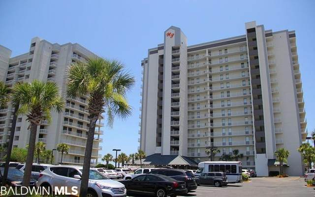 24770 Perdido Beach Blvd #702, Orange Beach, AL 36561 (MLS #299343) :: Mobile Bay Realty
