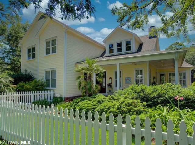141 Laurel Avenue, Fairhope, AL 36532 (MLS #299370) :: Gulf Coast Experts Real Estate Team