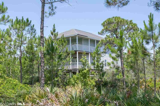 6703 Palmetto Dr, Gulf Shores, AL 36542 (MLS #299409) :: Alabama Coastal Living