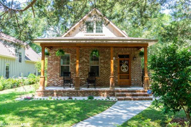 416 Azalea Street, Fairhope, AL 36532 (MLS #299411) :: The Kim and Brian Team at RE/MAX Paradise