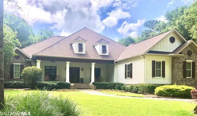 208 Shady Lane, Fairhope, AL 36532 (MLS #299519) :: ResortQuest Real Estate