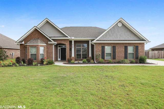 669 Abita Lane, Foley, AL 36535 (MLS #299533) :: The Kim and Brian Team at RE/MAX Paradise
