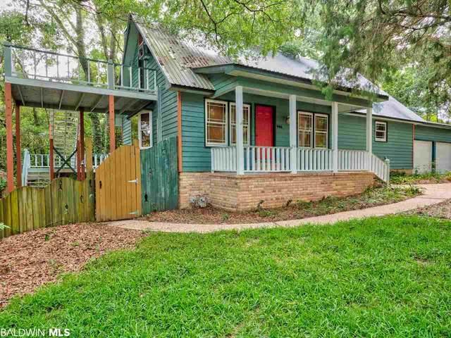 406 Wisteria Street, Fairhope, AL 36532 (MLS #299550) :: ResortQuest Real Estate