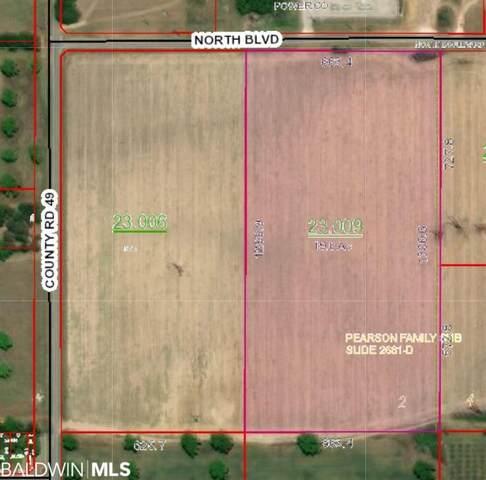 0 North Blvd, Silverhill, AL 36576 (MLS #299625) :: JWRE Powered by JPAR Coast & County