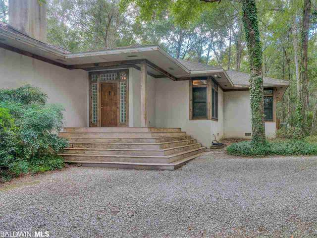 326 River Route, Magnolia Springs, AL 36555 (MLS #299724) :: Dodson Real Estate Group