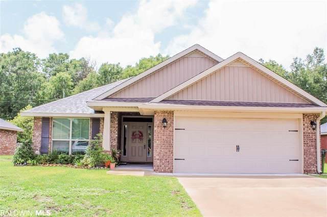22065 Garland Loop, Silverhill, AL 36576 (MLS #299746) :: Elite Real Estate Solutions