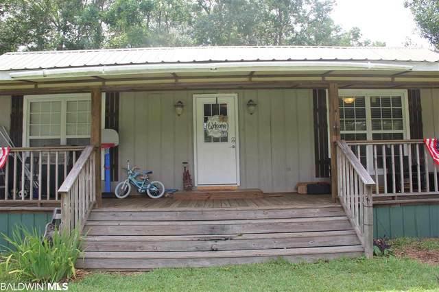 54701A Ramer Rd, Bay Minette, AL 36507 (MLS #299770) :: Dodson Real Estate Group