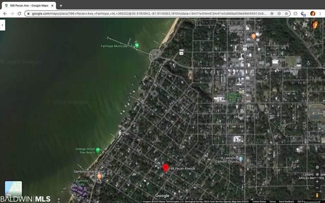 166 Pecan Avenue, Fairhope, AL 36532 (MLS #299779) :: Gulf Coast Experts Real Estate Team
