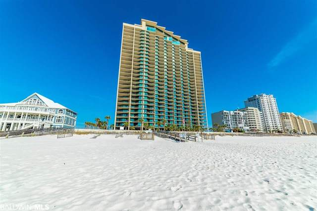23972 Perdido Beach Blvd #1706, Orange Beach, AL 36561 (MLS #299794) :: EXIT Realty Gulf Shores