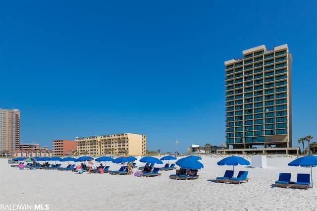 533 W Beach Blvd #1606, Gulf Shores, AL 36542 (MLS #299851) :: Alabama Coastal Living