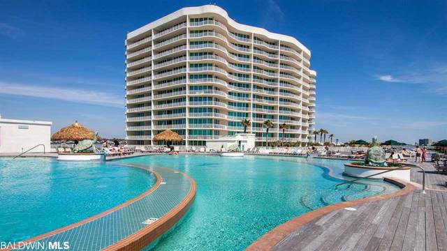 28107 Perdido Beach Blvd D813, Orange Beach, AL 36561 (MLS #299881) :: Gulf Coast Experts Real Estate Team