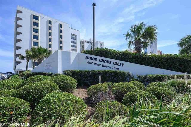 407 W Beach Blvd #680, Gulf Shores, AL 36542 (MLS #299892) :: EXIT Realty Gulf Shores