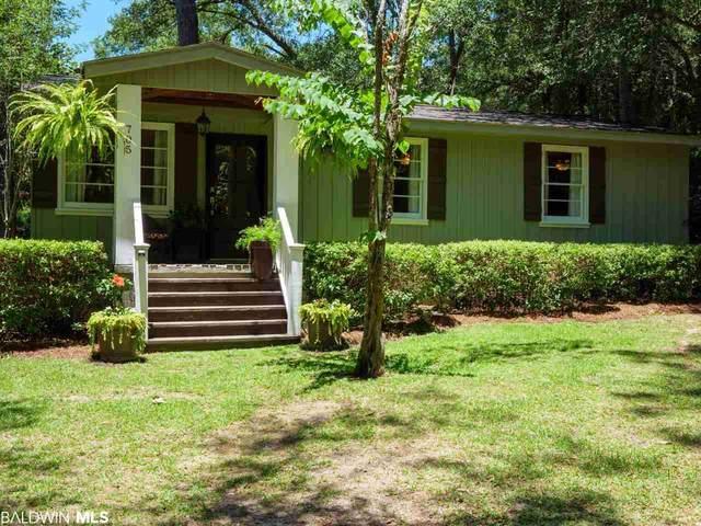 705 E Jordan Lane, Daphne, AL 36526 (MLS #299931) :: Gulf Coast Experts Real Estate Team