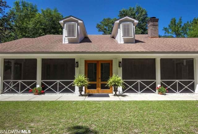 5821 Rivenbark Lane, Fairhope, AL 36532 (MLS #299966) :: Gulf Coast Experts Real Estate Team